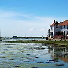 Early Morning Light Over Bosham by hootonles