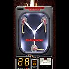 Flux Capacitor Back To The Future iphone 5, iphone 4 4s, iPhone 3Gs, iPod Touch 4g case by pointsalestore Corps