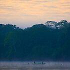 misty fishing by gruntpig