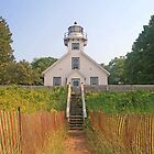 Old Mission Point Lighthouse by Jack Ryan
