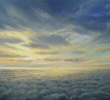 In the Footsteps of Icarus by kirilart