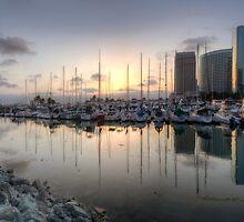 Embarcadero Marina   by Yhun Suarez