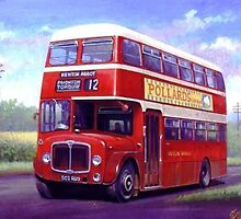 Devon General AEC Renown by Mike Jeffries