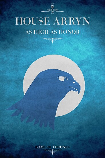 House Arryn - Game of Thrones by guillaume bachelier
