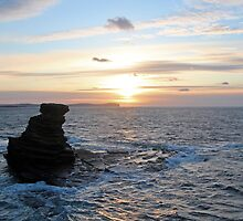 Sunset over Dunnet Head, Caithness & Orkney by ScotLandscapes