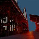 Pier at the New Bridge by Dennis Rubin IPA