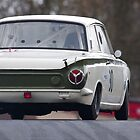 Lotus Cortina. by Kit347
