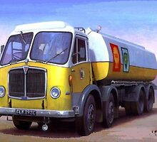 AEC Mammoth Major Mk. V. by Mike Jeffries