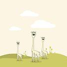 Alien Landscape iPhone Case by jvmedia