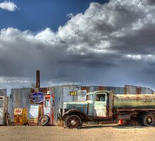 Route 66 American Dream by Bob Christopher