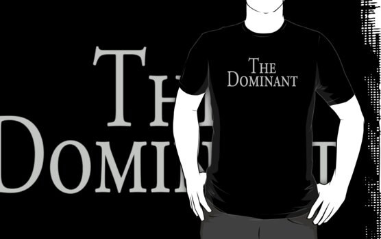 The Dominant Grey by waywardtees
