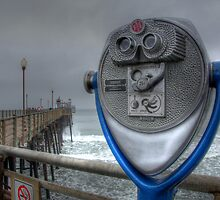 Binocular Vision Oceanside by Bob Christopher