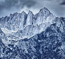 Mt. Whitney by Mark Allen