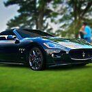 Maserati - Basic Black by Mike Capone