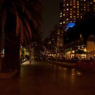 Melbourne at Night 03 by DavidsArt
