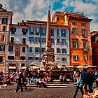 ROME - Pantheon Square... by vaggypar