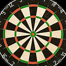 Dartboard by CaseBase