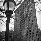 The Flatiron Building, New York City by Ilker Goksen