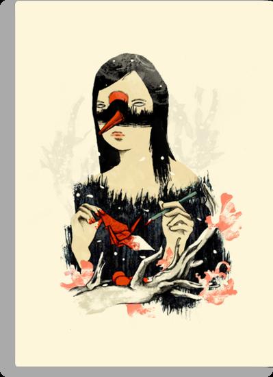 The Crane Wife by Budi Satria Kwan