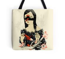 The Crane Wife Tote Bag