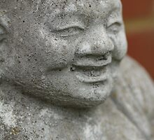 Buddha by Amy L Edwards
