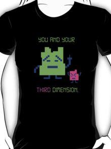 The Mooninites - Third Dimesion T-Shirt