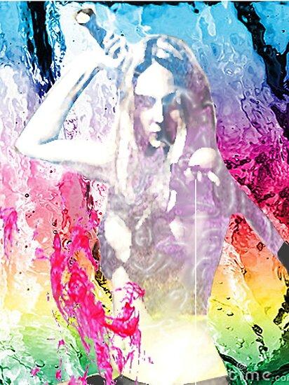 She's a rainbow by John Ryan