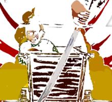 Shogun Assassin Sticker