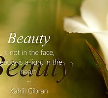 Beauty is not in the face... by Ronny Falkenstein