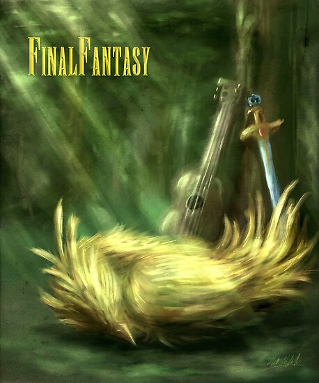 Super Guitar Brothers: Final Fantasy by LightningArts