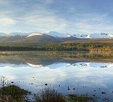 Loch Morlich,Scotland by Jamie  Green