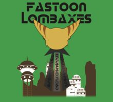 Fastoon Lombaxes Team Design (Ratchet and Clank) by pixel-pie-pro