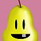 Silly Pear! by Luiz  Penze