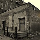 Neglected Loading Dock by luckoftheirish