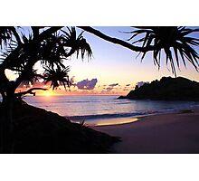 cabba sunrise ... Photographic Print