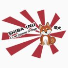 "Shiba Inu: ""It's not Japanese for Dingo"" by steenium"