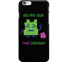 The Mooninites - Third Dimesion iPhone Case/Skin