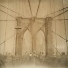 Brooklyn Bridge by Robin Bervini
