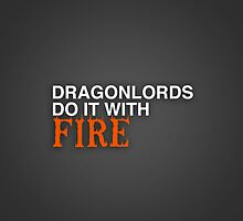 Dragon Lord Iphone 3 by KitsuneDesigns