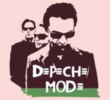 Depeche Mode by Earth-Gnome