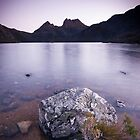 Cradle at Dusk - Cradle Mountain, Tasmania by Liam Byrne