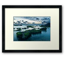Dream Places Framed Print