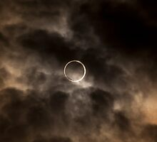 Annular Eclipse by FrozenLeaf