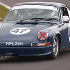 Porsche at full chat. by Kit347