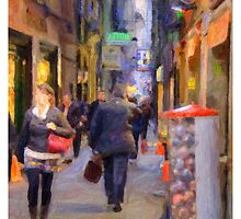 Alley Genoa two by oreundici