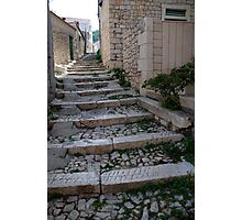 path croatia Photographic Print
