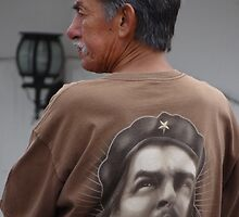 Che Is Still Living - Che Todavia Vive by Bernhard Matejka