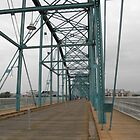 Walnut Street Bridge by ack1128