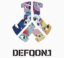 My Little Defqon by ambrotus