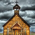 Goldfield Ghost Town - Church  by Saija  Lehtonen